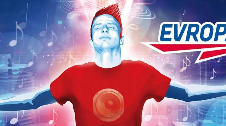 Jsme na Evropě 2: nalaďte si ranní show a vyhrajte 5 přístrojů Face-Up! skosmetikou!