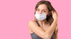 Jak se vyhnout akné při nošení respirátorů