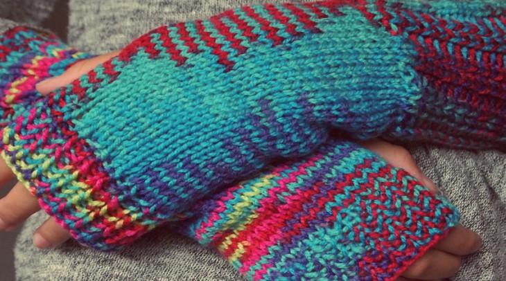 Ruce jako v bavlnce. I v zimě!